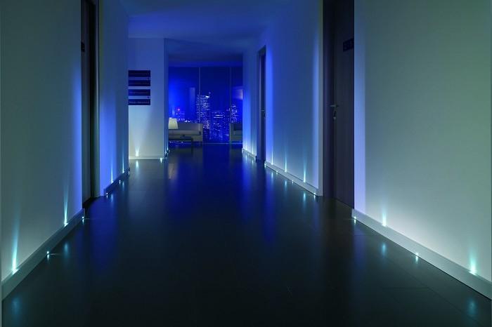Luci per interno casa with luci per interno casa free - Luci al led per casa ...