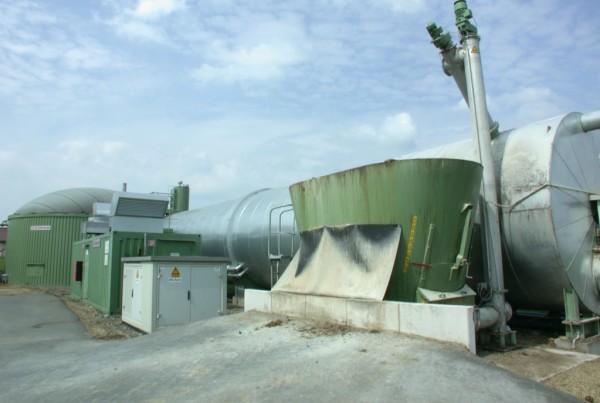 centrali di biogas