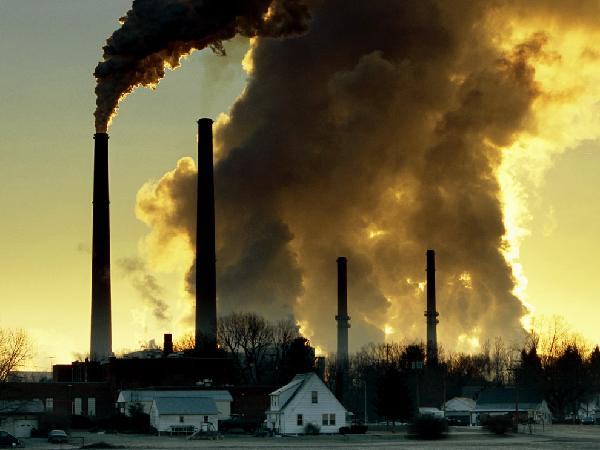 inquinamento globale