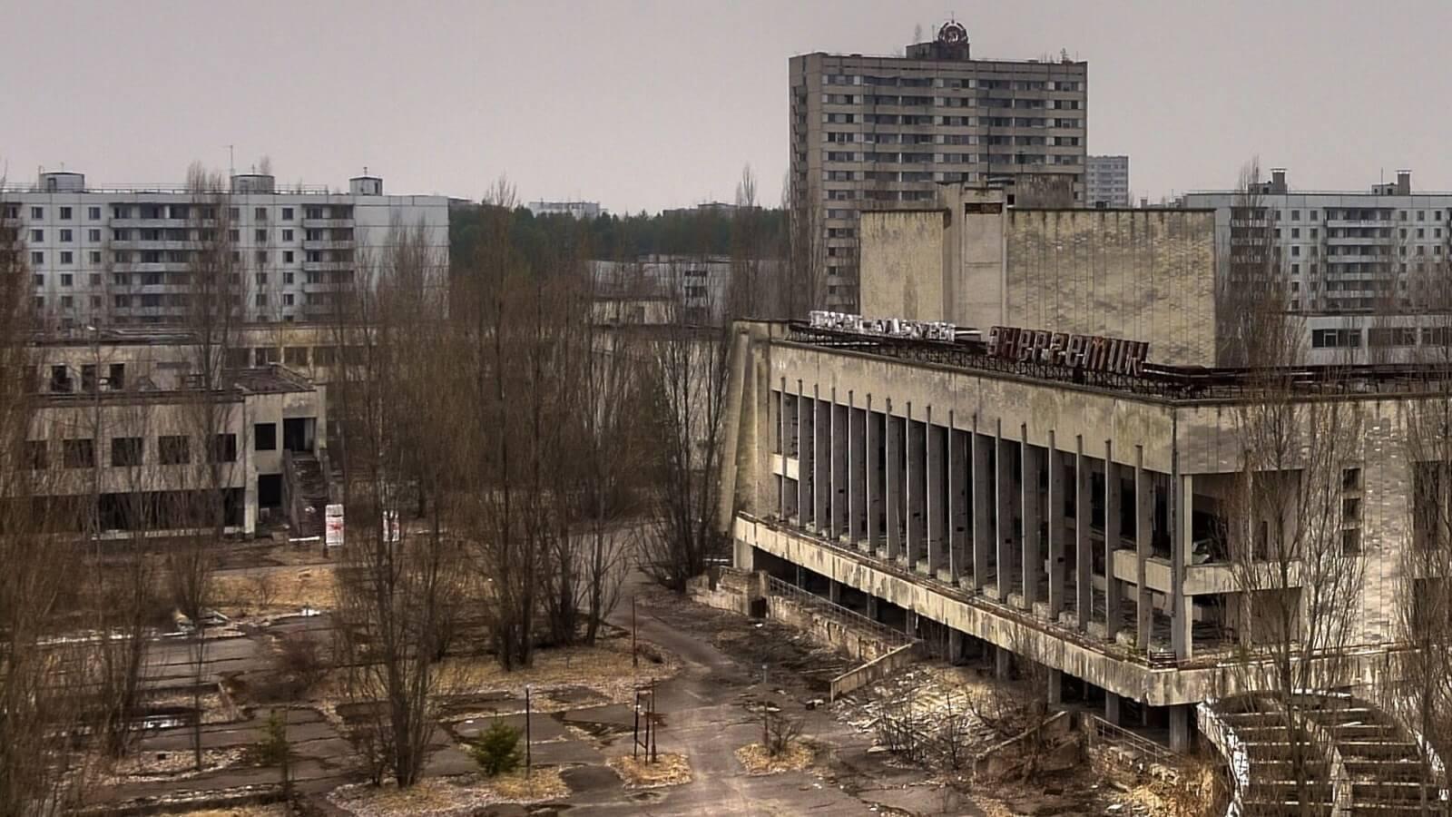 Disastro di Chernobyl : 30 Anni Dopo
