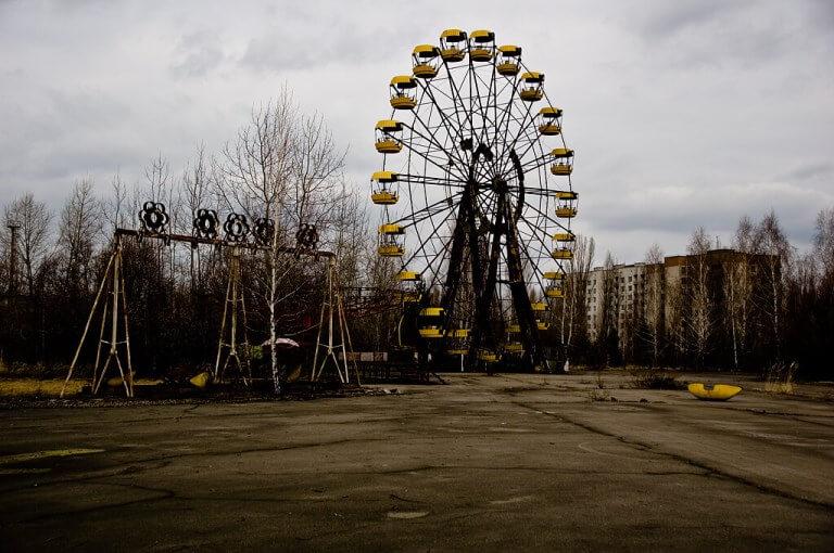 parco giochi chernobyl