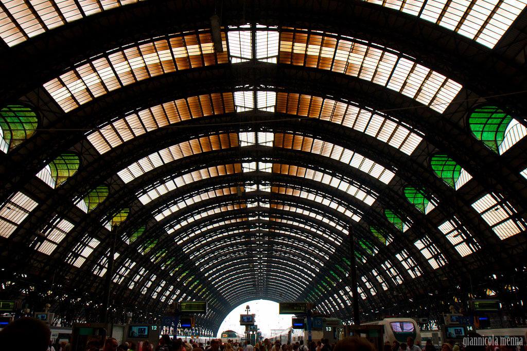 Stazione di Milano Led