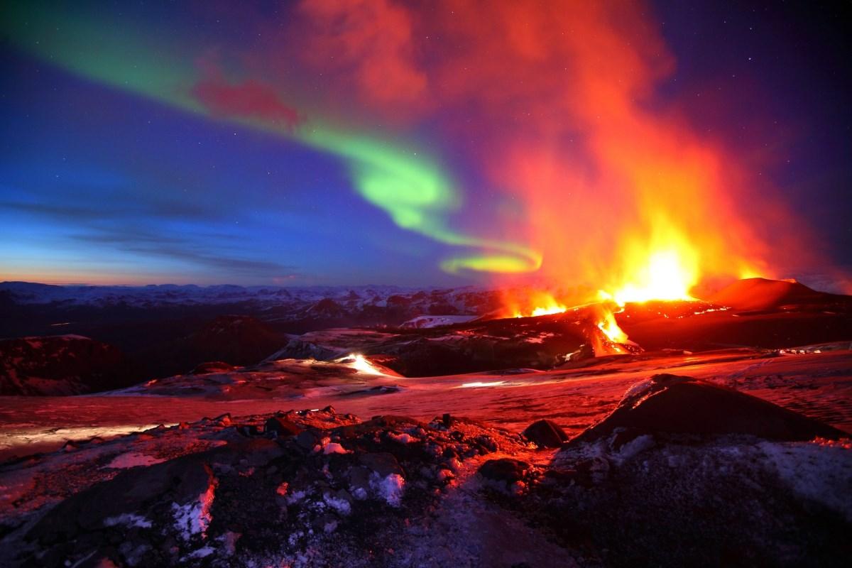 Come l'Islanda Sfrutta il Calore dei Vulcani per Ricavare Energia