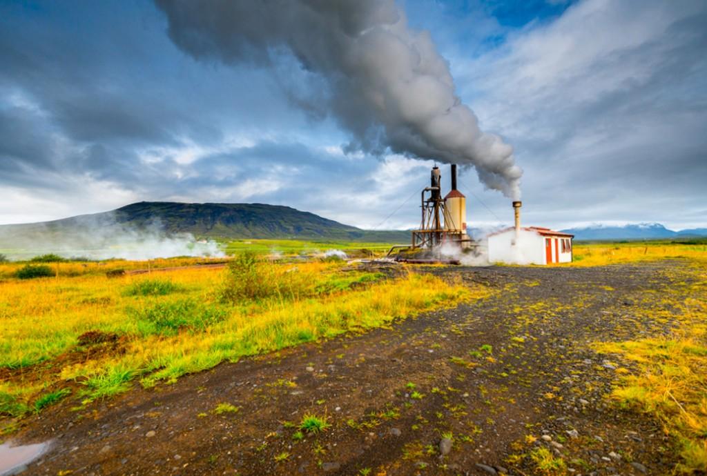 In Italia il Primo Impianto al Mondo che Unisce Geotermia e Biomasse
