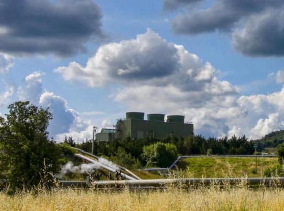 centrale geotermica a biomasse prima in italia