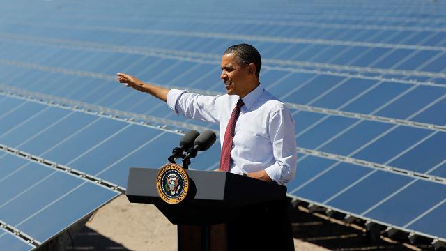 energia solare negli usa obama