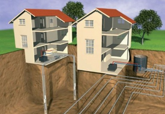 impianti geotermici bassa entalpia