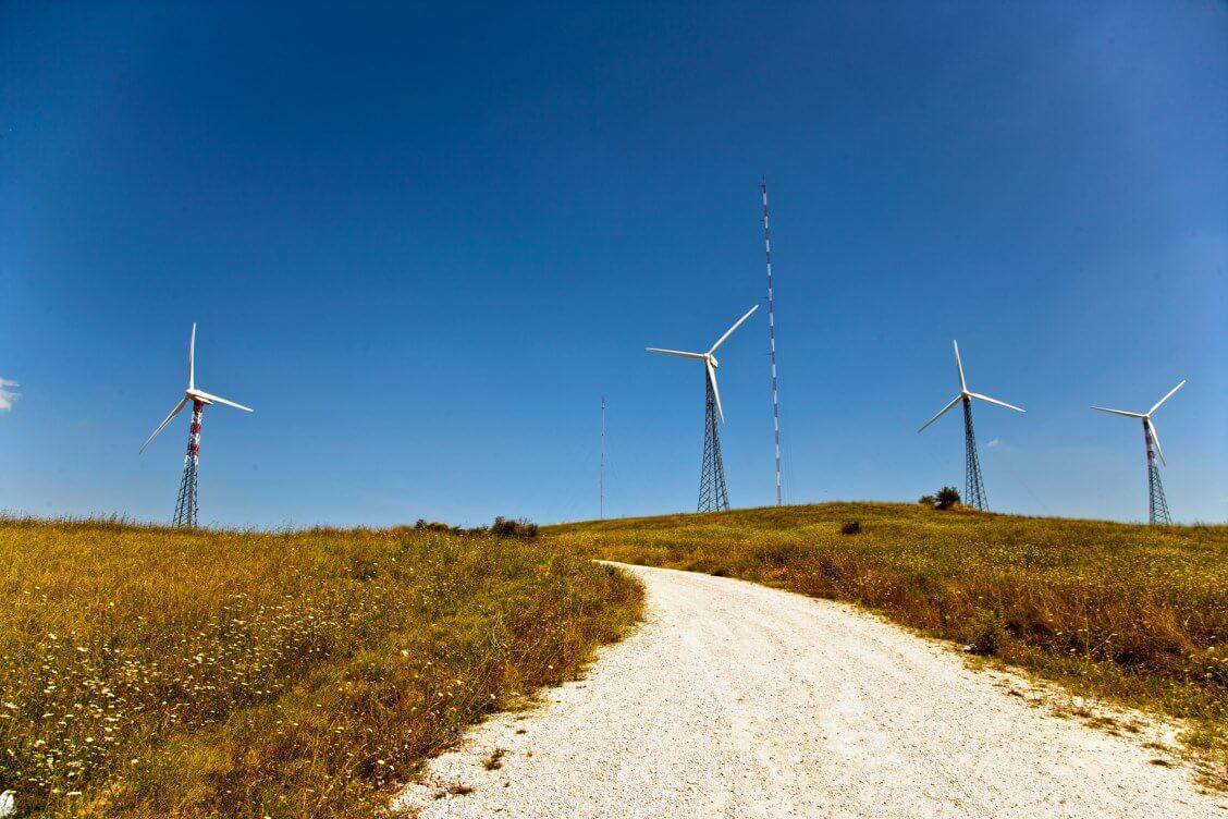 La Storia Dell'Energia Eolica