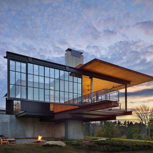 casa eco-sostenibile trentino