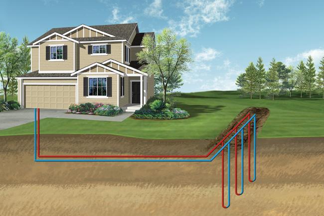 Quali Sono i Costi di un Impianto Geotermico Domestico?