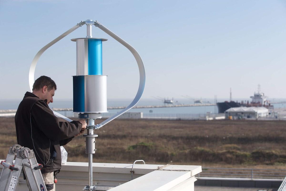 Energia eolica dal balcone e 39 possibile for Calcolatore del prezzo della costruzione domestica
