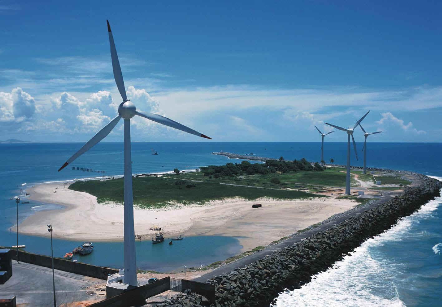Energia Idroelettrica in Brasile.