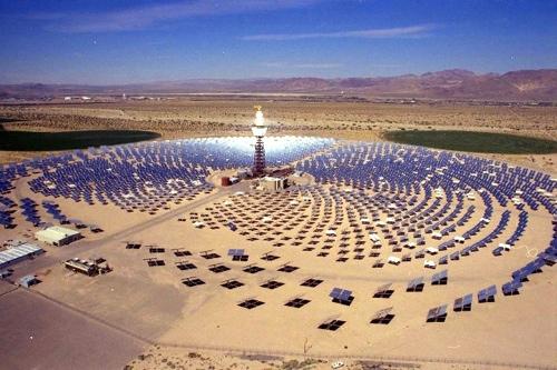 energia solare negli emirati arabi uniti