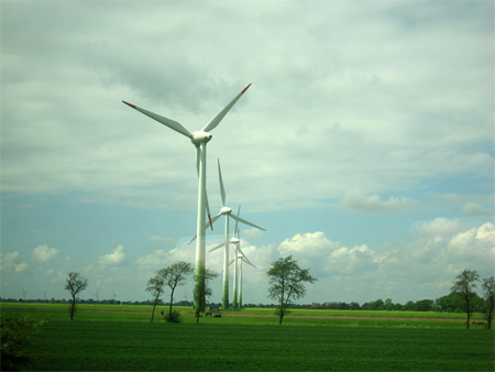 energia eolica in germania