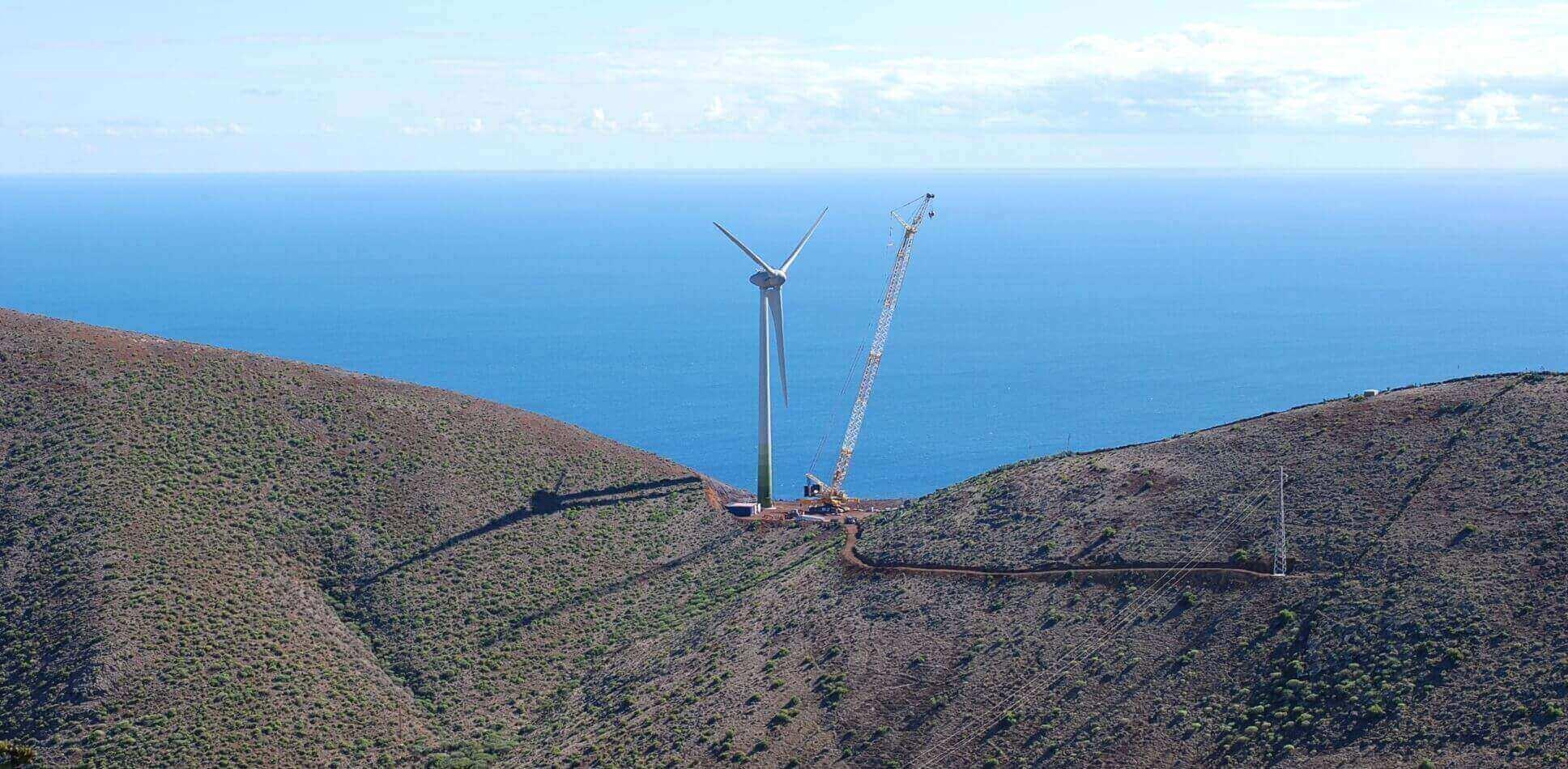 Energia Eolica nelle Isole Canarie: Situazione Attuale e Previsioni Future