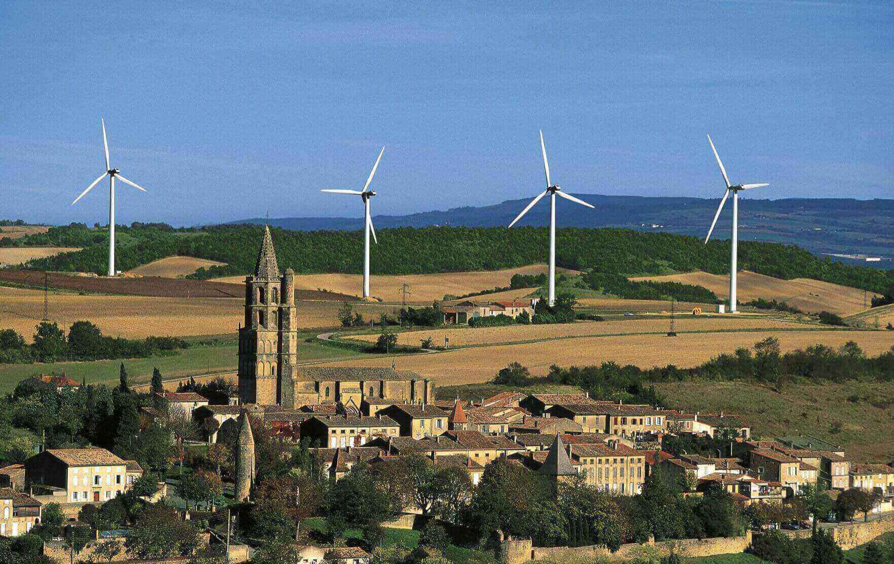 Energia Eolica in Francia: Situazione Attuale e Previsioni Future