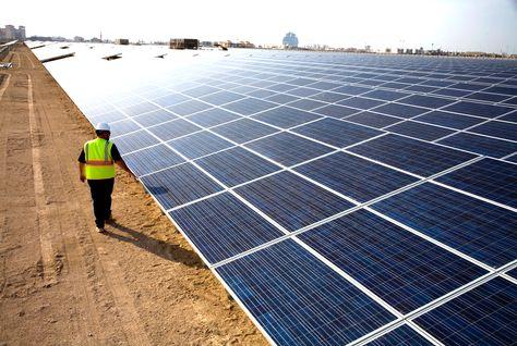 energia solare a dubai