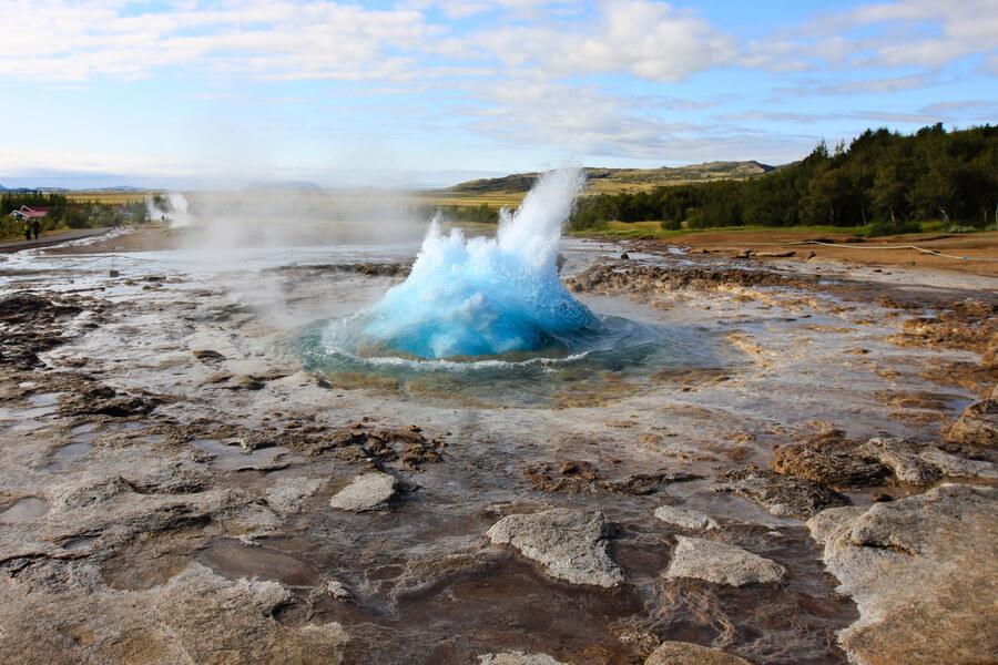 energia geotermica in islanda