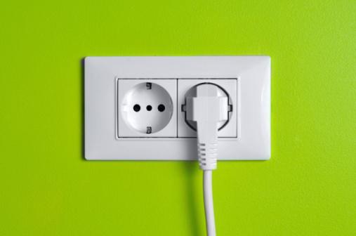 presa elettrica