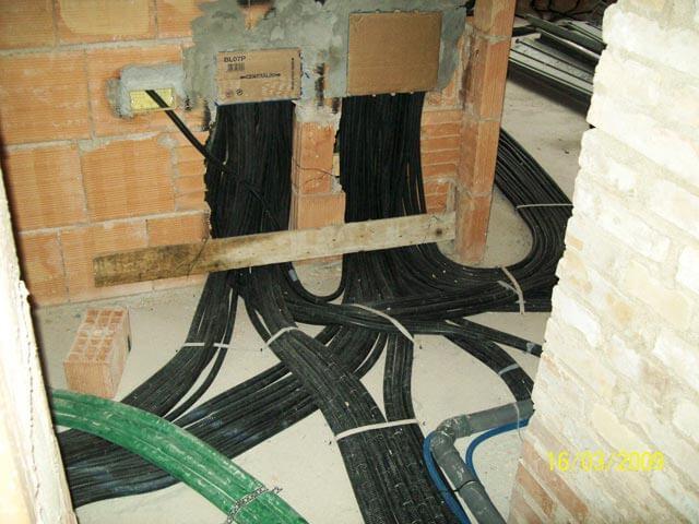 Schema Quadro Elettrico Per Appartamento : Impianto elettrico nuovo come andrebbe fatto