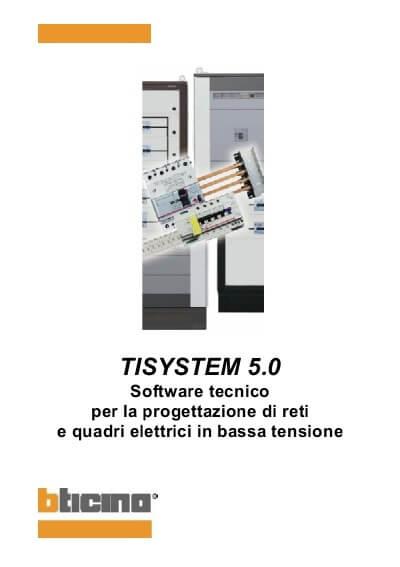 software per impianti elettrici della bticino