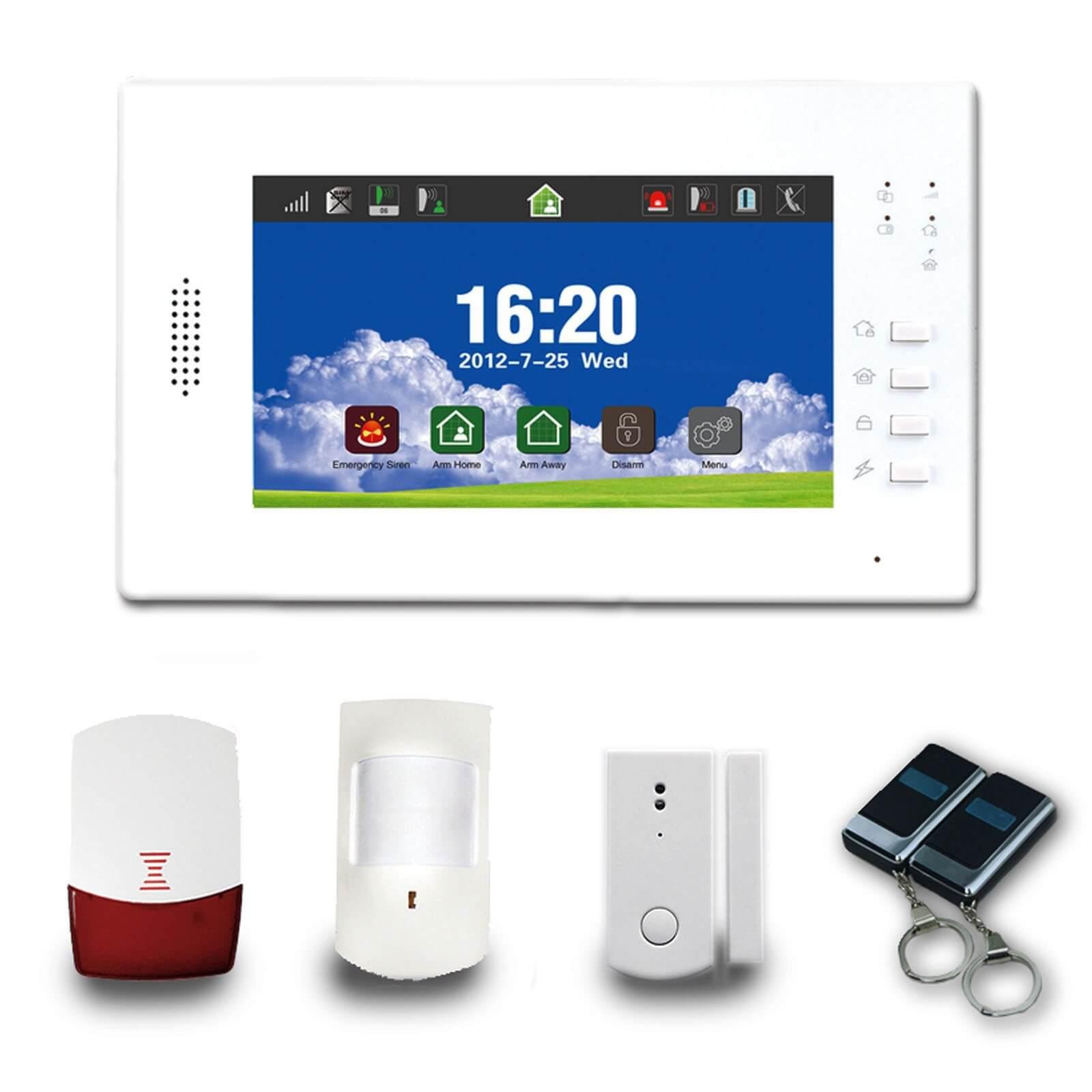Antifurti wireless vs antifurti cablati qual 39 il miglior - Antifurti casa senza fili ...