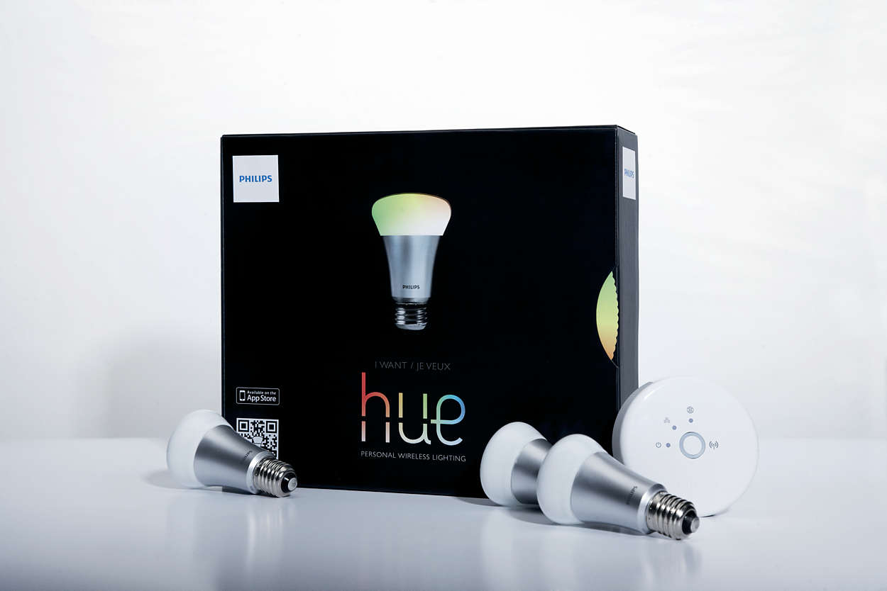 lampada led philips hue