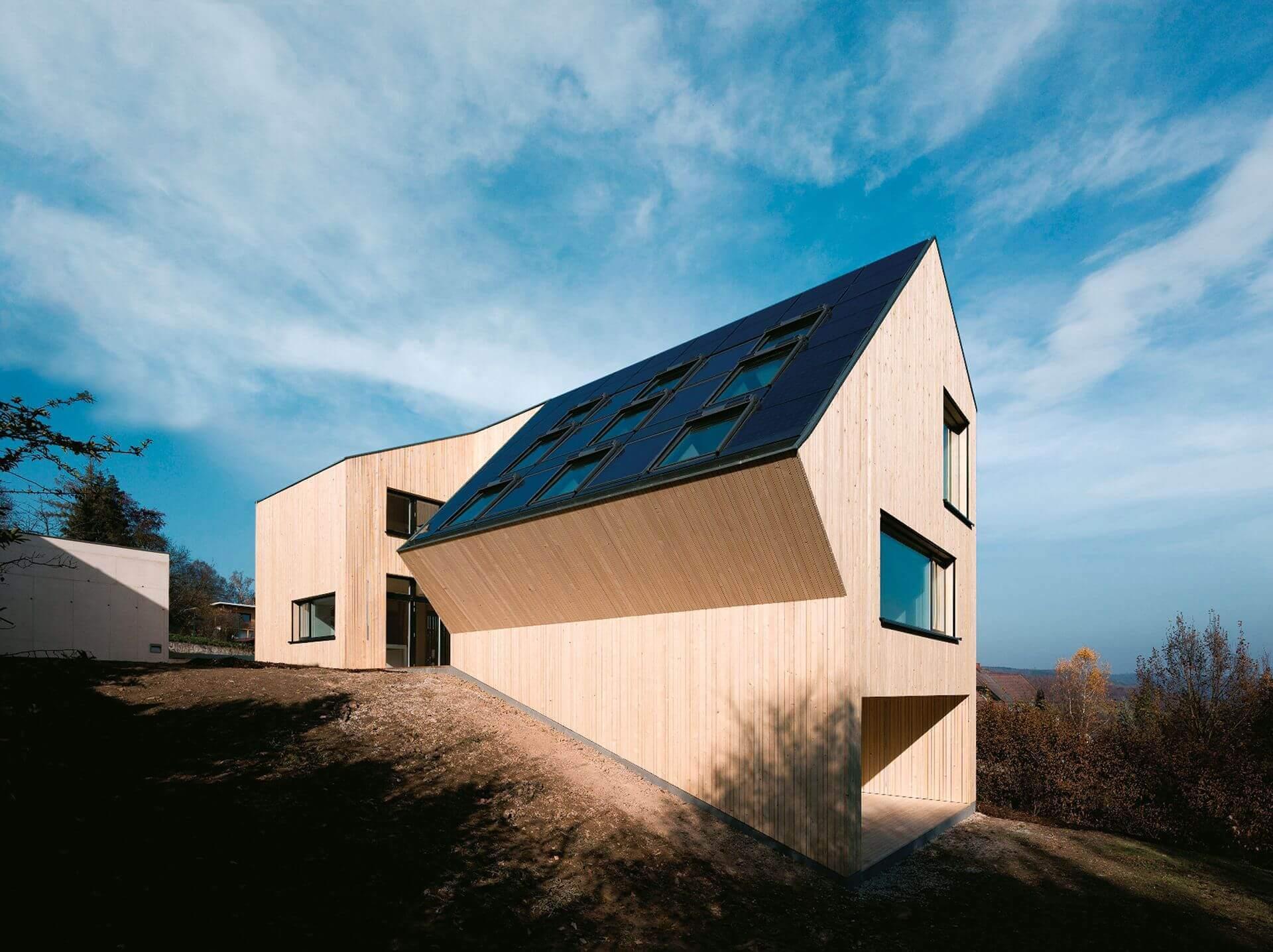 Una casa a bilancio energetico zero