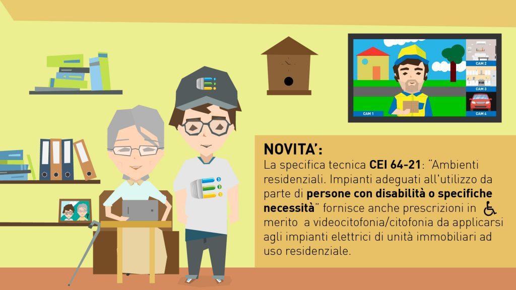 Norma CEI 64-21
