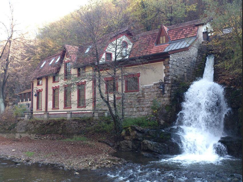 energia idroelettrica a casa
