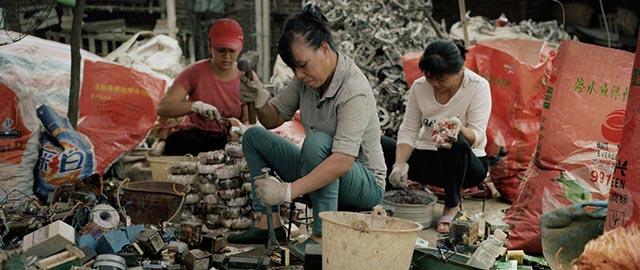 rifiuti tossici cinesi