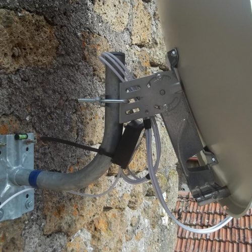 Come Montare l'Antenna Satellitare (Parabola)