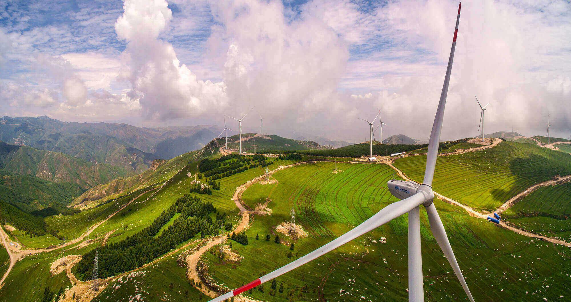 Il Piano della Cina sulle energie rinnovabili che vuole cambiare il mondo