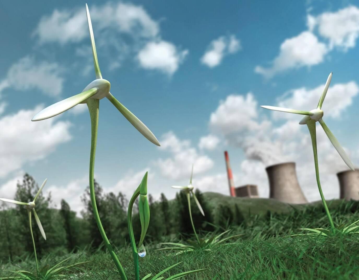 Rinnovabili in bolletta, grazie agli italiani risparmiati 4mln ton di CO2