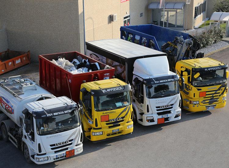 smaltimento rifiuti pericolosi in europa