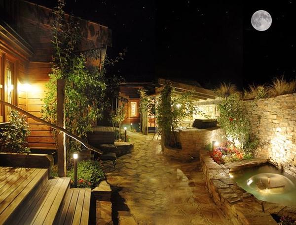 Come illuminare il giardino con i led l illuminazione tech e green