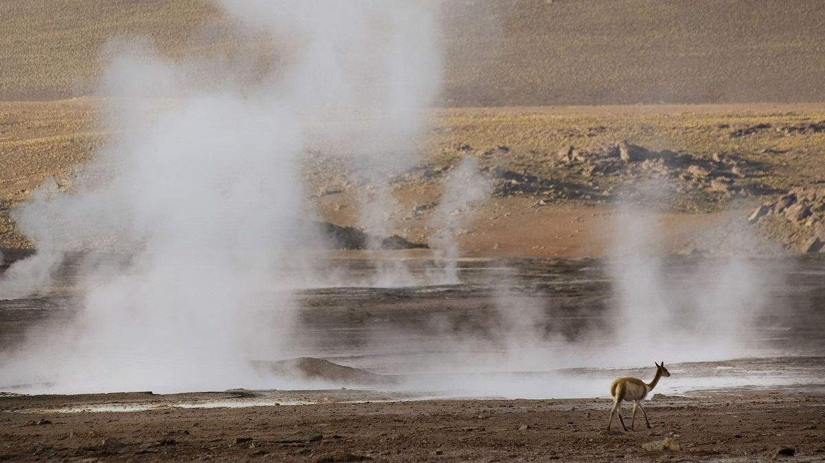 Energia Geotermica in Cile grazie ai vulcani