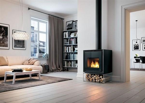 La Stufa A Pellet (o Ad Altri Tipi Di Biomassa) è Una Soluzione Economica Per  Riscaldare Casa In Maniera Estremamente Efficace, Soprattutto Se è Disposta  ...