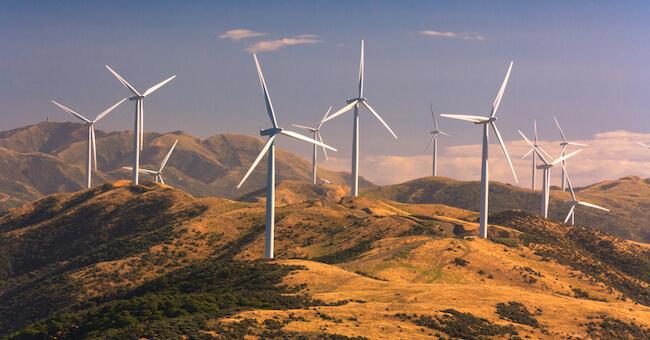energia eolica oristano e bolzano