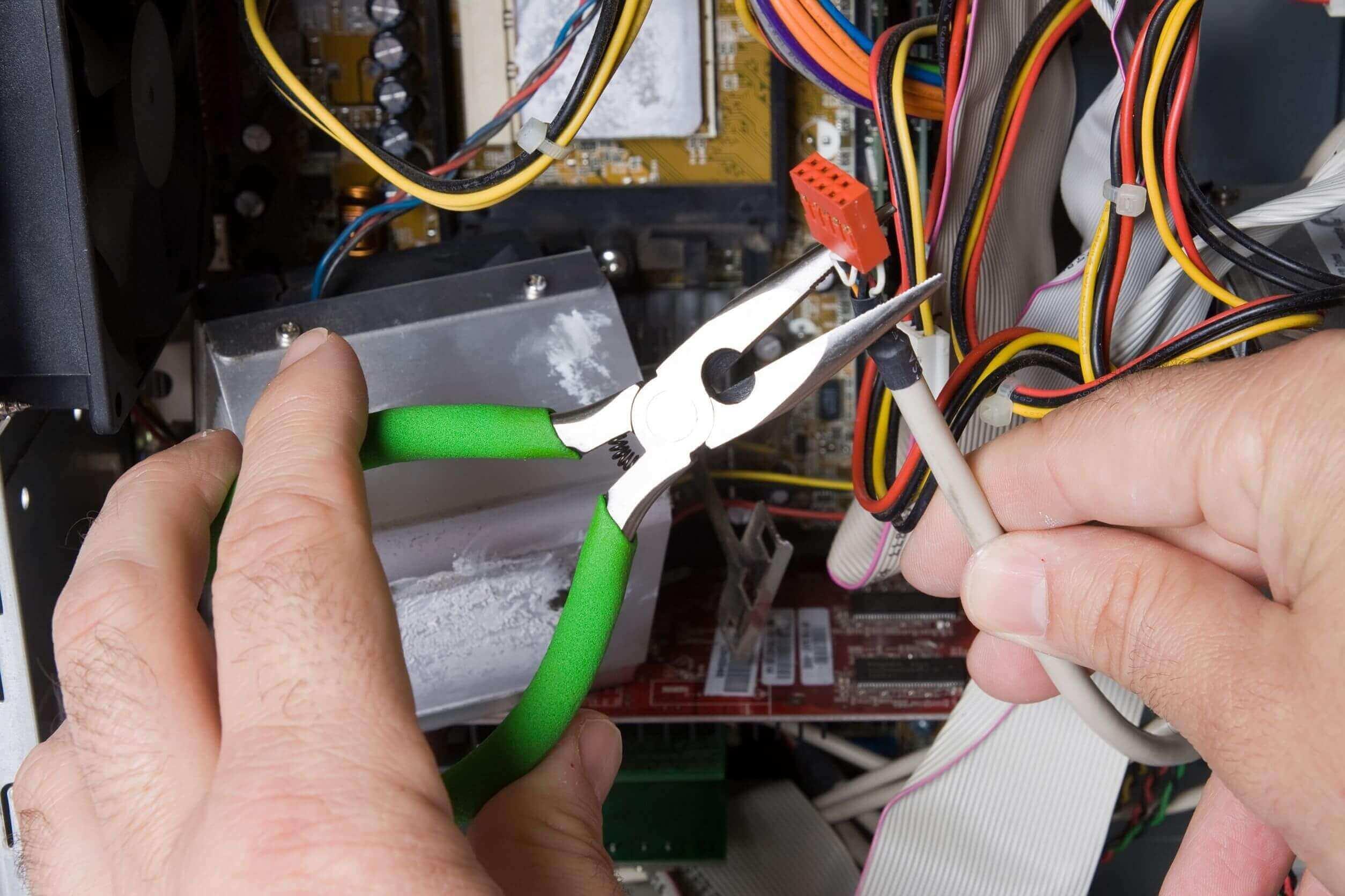 Come comportarsi in caso di guasto elettrico