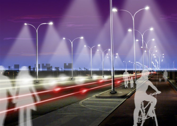 lampioni LED di EnGoPlanet