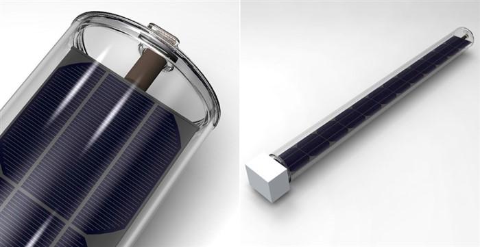 pannelli solari a idrogeno