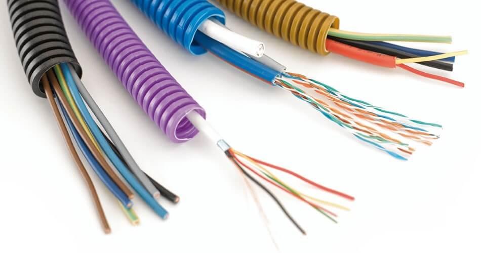 norma colore tubi