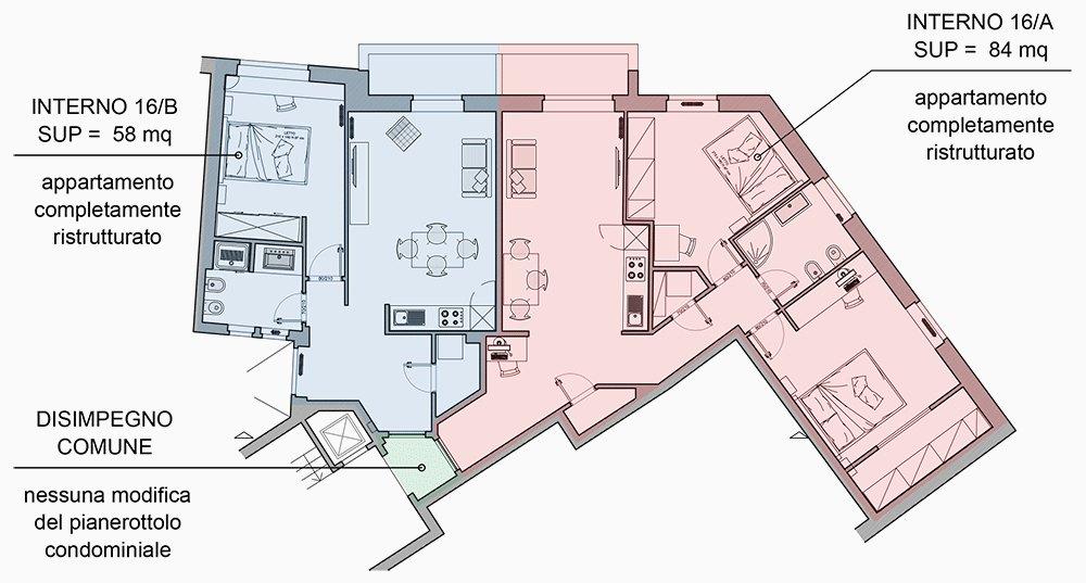 costo divisione appartamento in 2