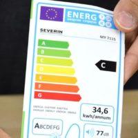 Classe energetica: come si legge correttamente l'etichetta?