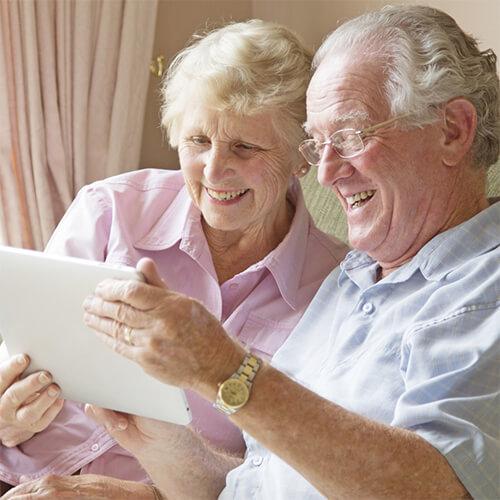 domotica assistenziale per anziani
