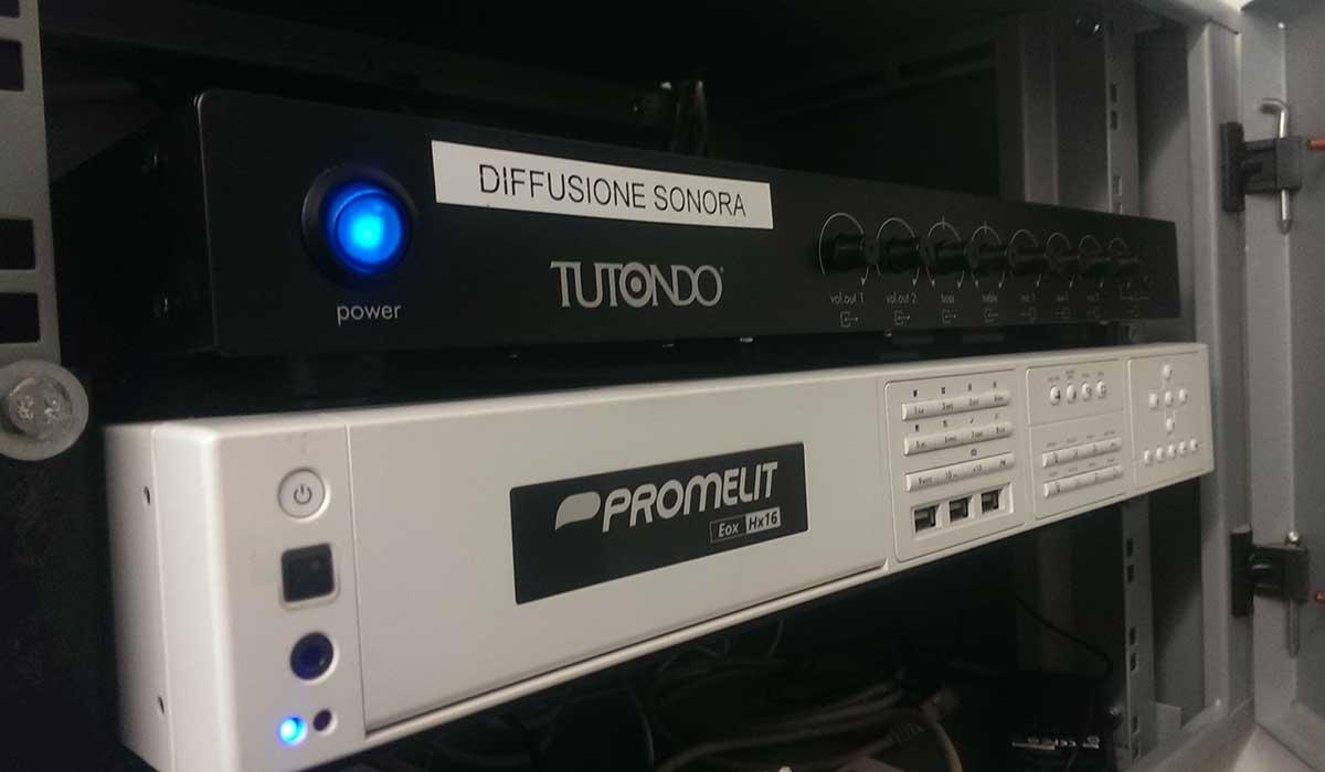 Impianti di diffusione sonora: tipologie e caratteristiche