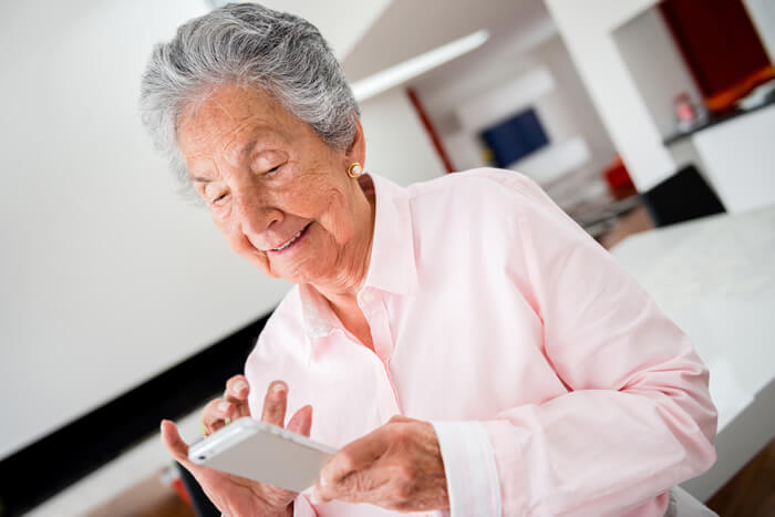 domotica anziani