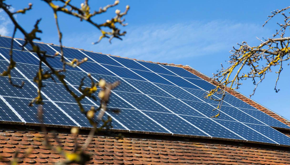 dimensionamento pannelli fotovoltaici solari