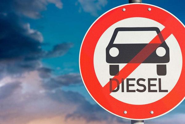 diesel vietato 2020